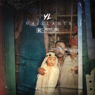 YL - Vaillants (2020) -  Album Download, Itunes Cover, Official Cover, Album CD Cover Art, Tracklist, 320KBPS, Zip album