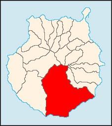 Dove vivere a San Bartolomé de Tirajana