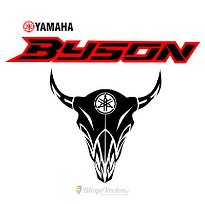 Yamaha Byson Logo Vector