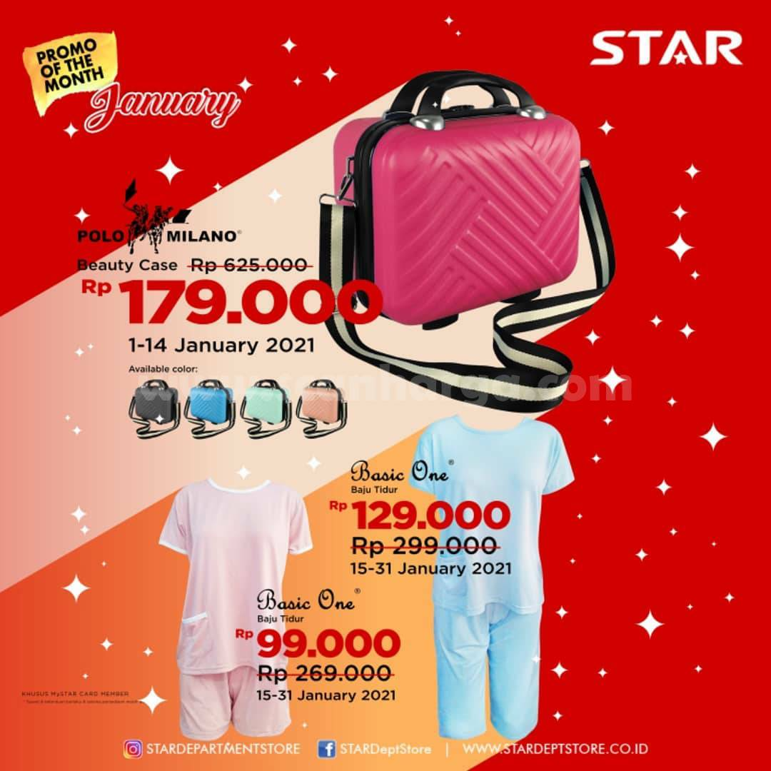 STAR Department Store Promo Of The Month