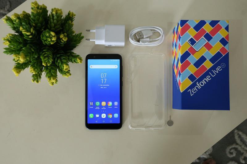 Kelebihan dan Kekurangan Serta Harga Asus Zenfone Live L2