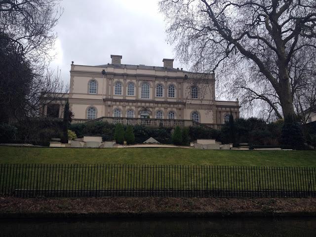 palacios por Little Venice Londres