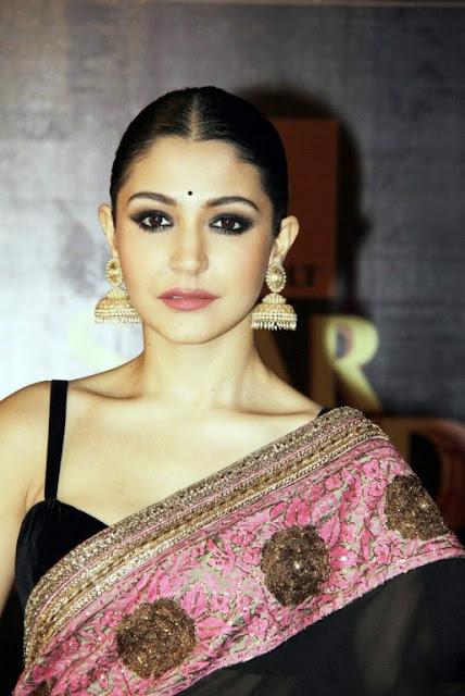 Anushka Sharma Bollywood Diva's Smoky Eye Makeup Looks