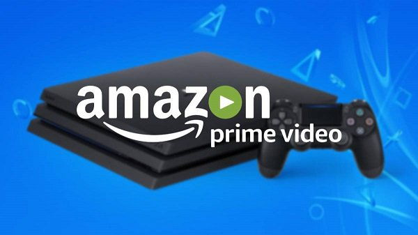 Amazon Prime Video Streaming anche su Sony PlayStation