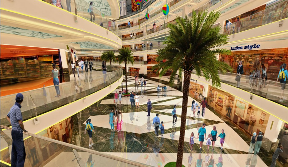 City Capital The First Million Sft Mall In Hyderabad