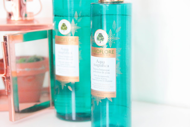 Aqua Magnifica, eau astringente anti imperfections