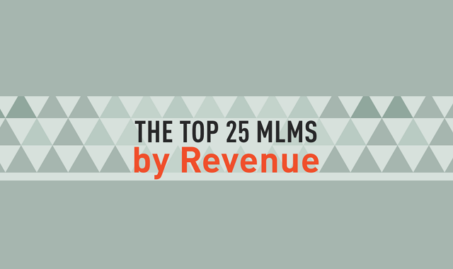 The Top 25 MLMs by Revenue