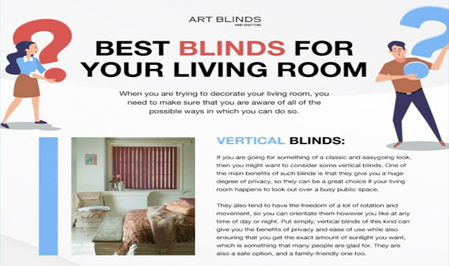 Best Blinds For Your Living Room