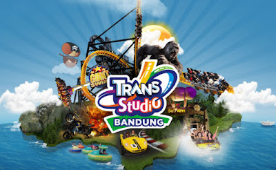 Paket Wisata Trans Studio Bandung Murah