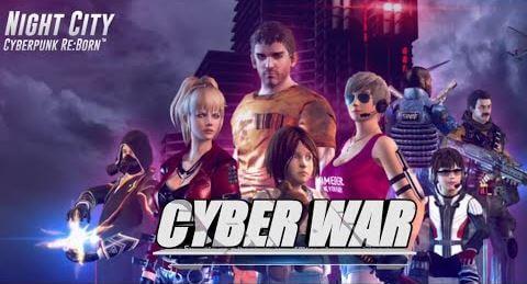 Cyber War: Cyberpunk Reborn (Offline ARPG) Android IOS