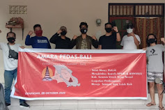 Mahasiswa Asal Samosir di Bali Ajak Masyarakat Tolak Money Politics