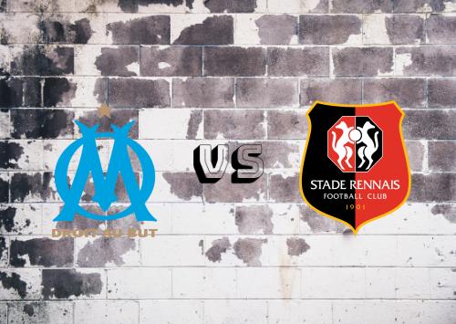 Olympique Marseille vs Rennes  Resumen
