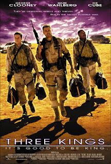 Three Kings (1999) ฉกขุมทรัพย์มหาภัยขุมทอง
