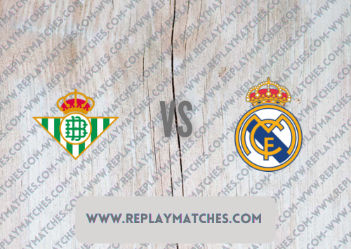Real Betis vs Real Madrid -Highlights 28 August 2021