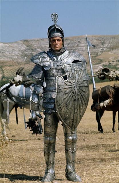 El rodaje en España de Camelot