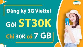 Gói ST30K Viettel
