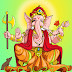Lord Ganesha Mobile wallpapers with Ganesh Chaturthi wishes in telugu