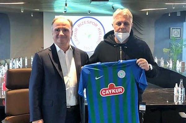 Oficial: Çaykur Rizespor, Sumudica es el nuevo técnico