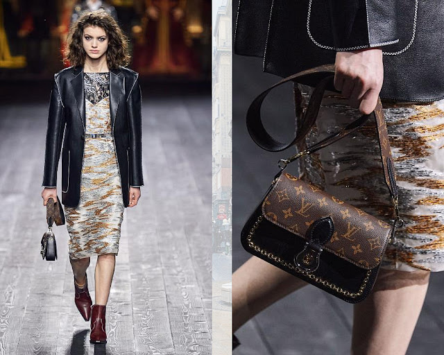 Louis Vuitton осень-зима 2020-2021 8
