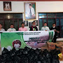 PCNU Bolsel Serahkan Bantuan Korban Bencana Manado
