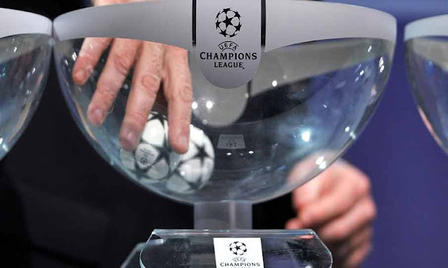 Champions League quarter-final and semi-final draws: all you need to know