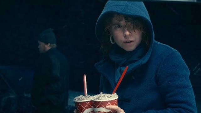 Jessie Buckley Charlie Kaufman | I'm Thinking of Ending Things Netflix