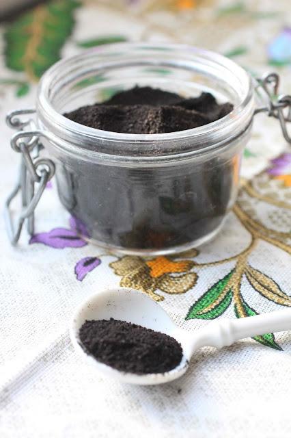 sel noir russe preparation maison