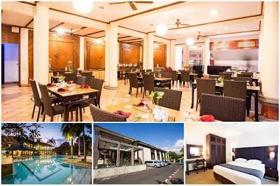 Restoran Hotel Halal di Nusa Dua Bali