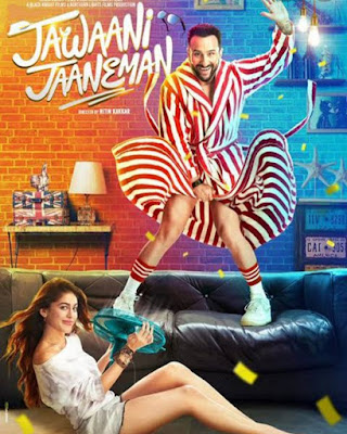 Jawaani Jaaneman full movie watch online in Hindi hd, Jawaani Jaaneman full movie for Downloading free...