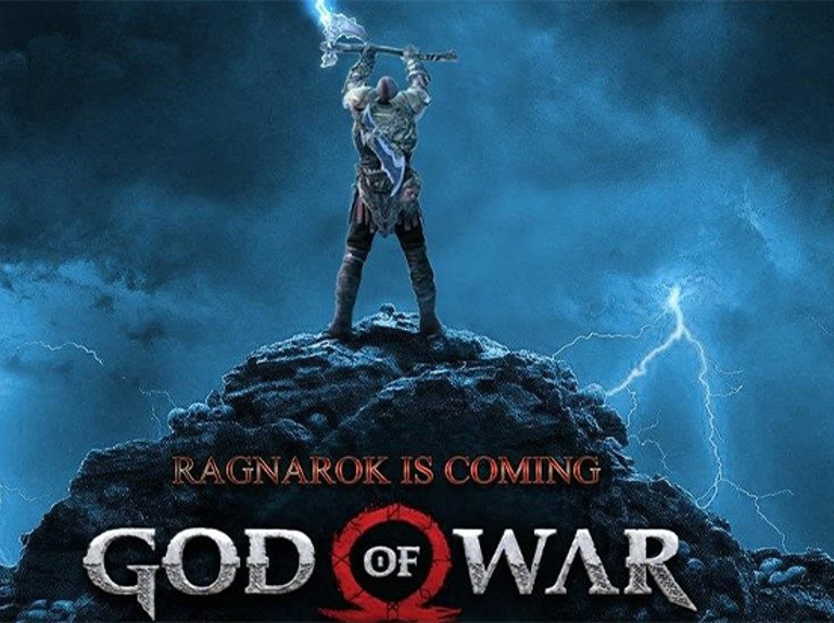 """God of War Ragnarok - """"Potential Game of the Year 2021"""""""