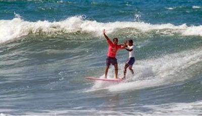 SEA Games: Selamatkan Atlet Indonesia, Peselancar Filipina Dipuji Jokowi