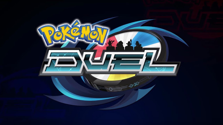 Pokemon Duel - Logo Oficial
