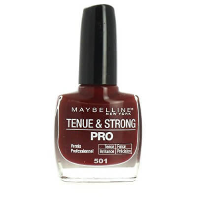 Maybelline New York Tenue Strong Pro Nail Polish