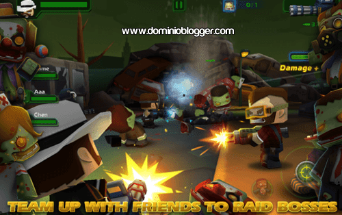 juego Call of Mini Zombies 2 gratis para Android