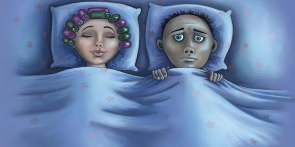 pričanje u snu