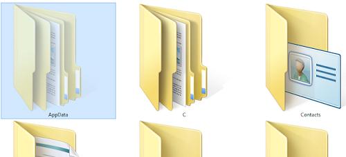 تعرف على دور ملف AppData المخفي في الويندوز