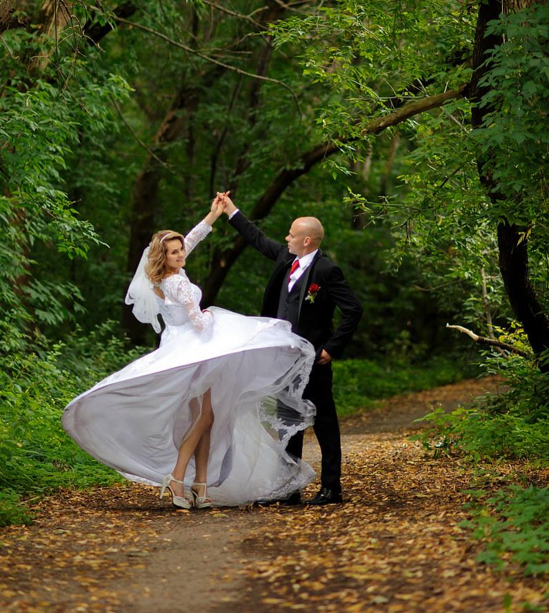 vestuvinė fotosesija Skaistakalnio parke
