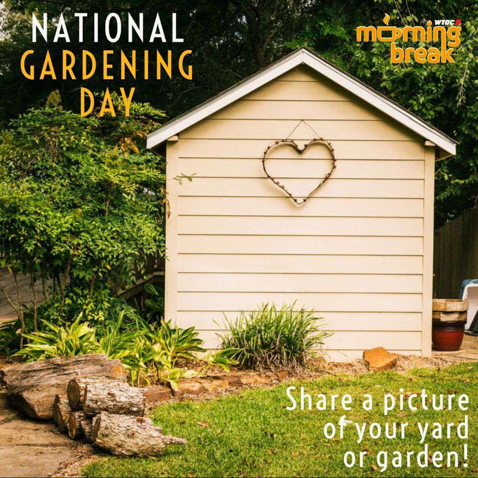 National Gardening Day Wishes Unique Image