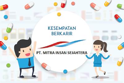 Lowongan Kerja Lulusan Baru Min SMA SMK D3 S1 PT Mitra Insan Sejahtera (PT MIS) Jobs : Satpam (Security), Packer, Chasier, Technical Support, Teknisi Rekrutmen Besar-Besaran Pegawai Baru Penempatan Seluruh Indonesia