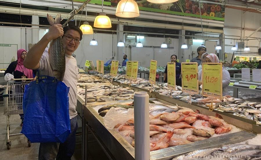 Kedai Ikan Murah Selangor