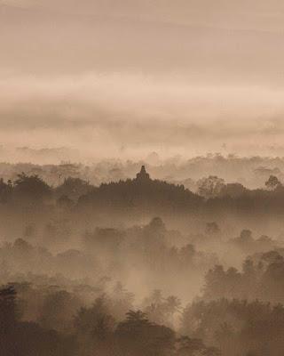 Spot Borobudur