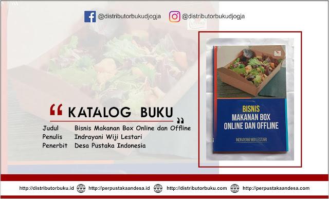 Bisnis Makanan Box Online dan Offline