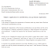 Sample Cover letter for .np Domain Registration