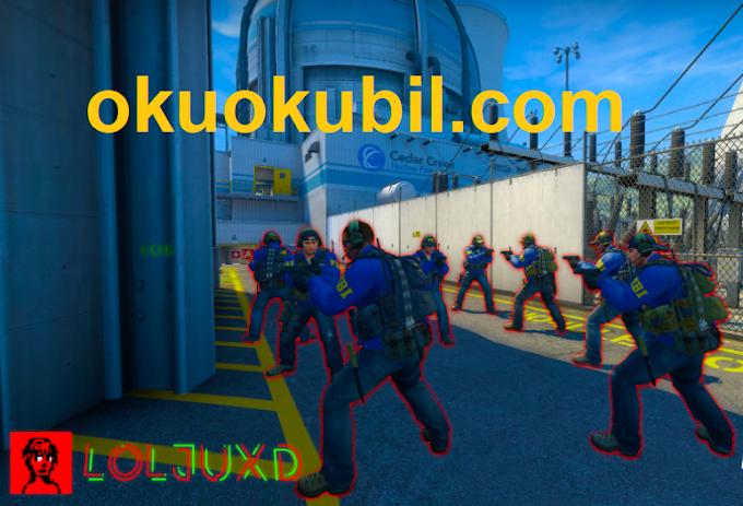 Counter Strike Hack LOLJUXD Düşmanları RENKLİ Gösterme Wallhack (ESP) Hilesi Yeni