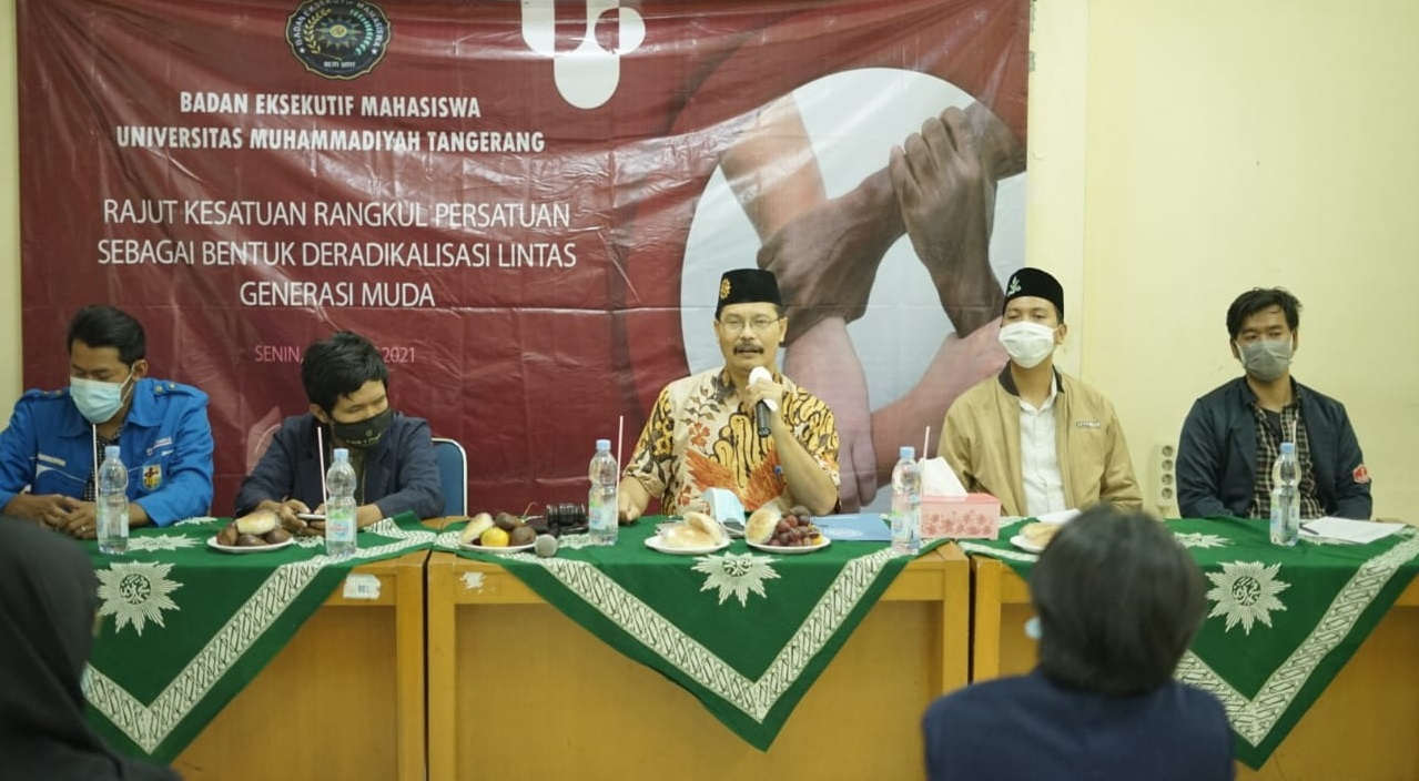 Presma UMT Gelar Diskusi Publik, Rajut Kesatuan dan Rangkul Persatuan
