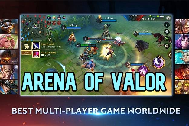 Arena of Valor - Δωρεάν multiplayer moba για Android, iOS και Nintendo Switch