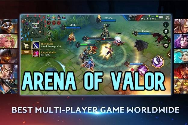 Arena of Valor - Το πιο επιτυχημένο δωρεάν multiplayer παιχνίδι για smartphones και tablet