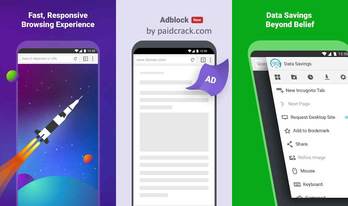 Puffin Browser Pro Mod Apk