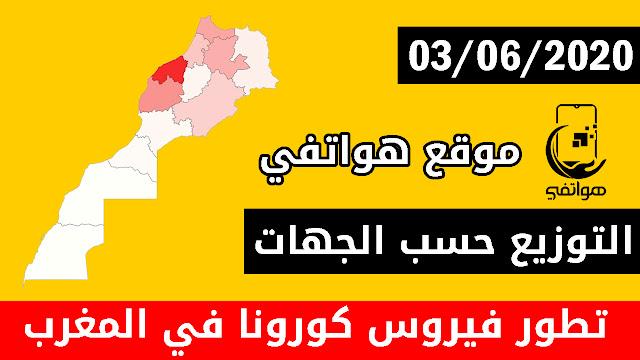 مستجدات الحالة الوبائية في المغرب يوم الأربعاء 3 يونيو