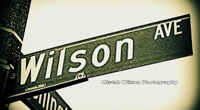 Wilson Avenue, Pasadena, California by Mistah Wilson